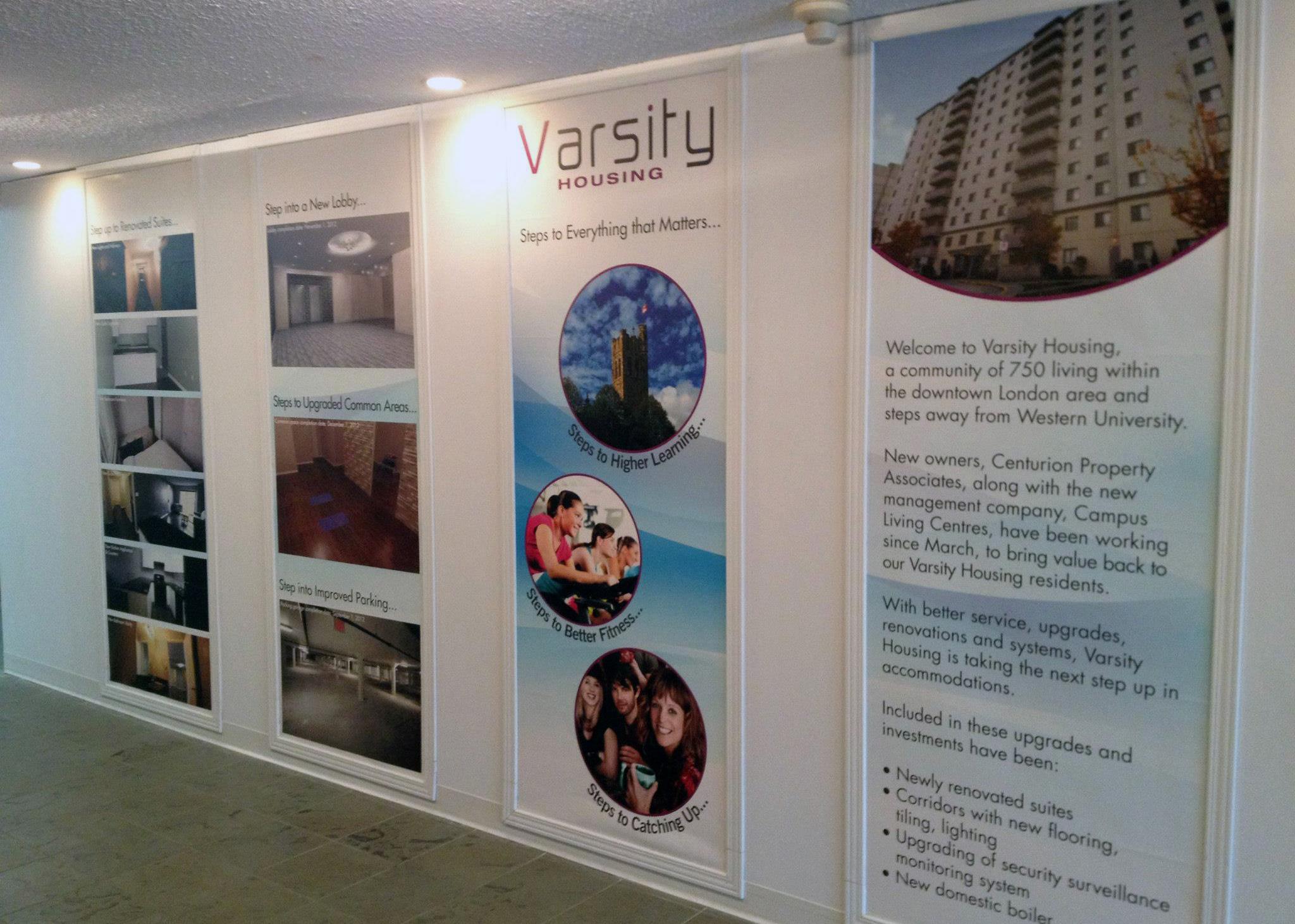Varsity-Housing-Wall-Signs